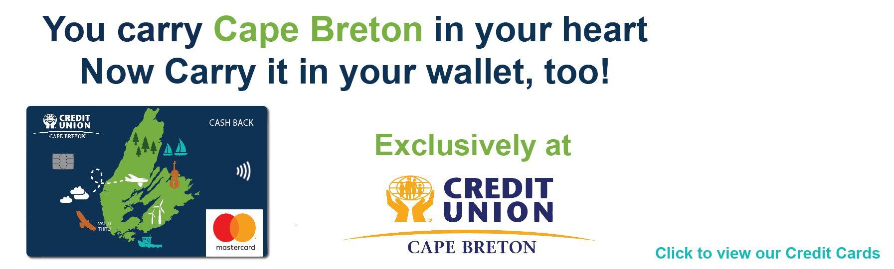 Cape Breton Credit Union Home